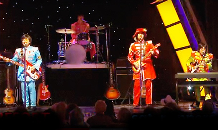 BeatleShow! - The Strip: $20 for One Ticket to BeatleShow! at the Saxe Theater (Up to $65.67 Value)