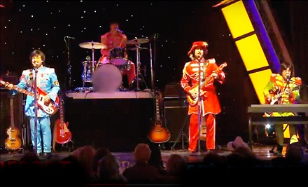 BeatleShow! at the Saxe Theater at 5:30PM: General Admission Seating - BeatleShow! in Las Vegas