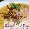 Half Off at Sweet Basil Thai Cuisine