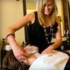 Half Off Straight-Razor Shave and Scalp Massage