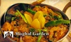Mughal Garden - Mount Vernon: $20 for $40 Worth of Indian Dinner Fare at The Mughal Garden (or $10 for $20 Worth of Lunch Fare)