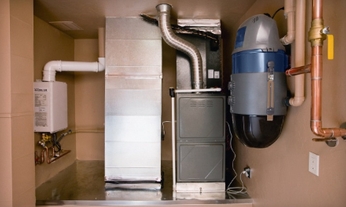 Hartman Plumbing Heating and Air - Murray: $25 for an AC Precision Tune-Up or Extreme Furnace Tune-Up from Hartman Plumbing Heating and Air ($139 Value)