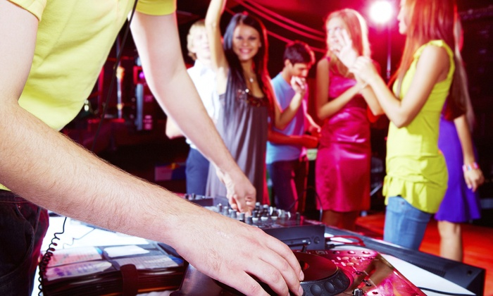 Party Rockers - Phoenix: $450 for a Four-Hour DJ Package from Party Rockers ($800 Value)