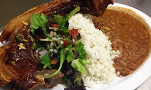 Latin Quarters: Puerto Rican Lunch or Dinner at Latin Quarters (40% Off)