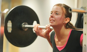 Crossfit Montoursville: One Month of Unlimited CrossFit or Burner X Classes at Crossfit Montoursville (62% Off)