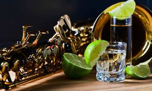 Charterhouse Bar: Jazz Night With Food and Cocktails For Two or Four from £19 at The Charterhouse Bar (53% Off)