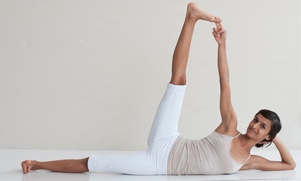 Yoga Classes at All Life is Yoga (Up to 62% Off)