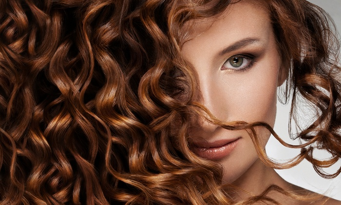 Hair Clippers Salon - Lemont: Haircut and Facial Waxing with Option of Partial Highlights or Color at Hair Clippers Salon (Up to 58% Off)