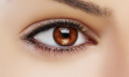 An Eyebrow Wax and Complimentary Eye Treatment at Integrative Healing & Holistic Skin Center (71% Off)