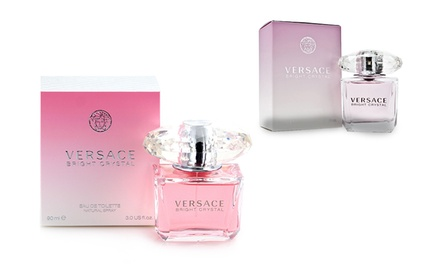 Versace Bright Crystal Eau de Toilette for Women; Assorted Sizes from $29.99–$49.99
