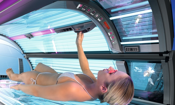 Revere Tanning Salon - Multiple Locations: $17 for $30 Worth of Services — Revere Tanning Salon
