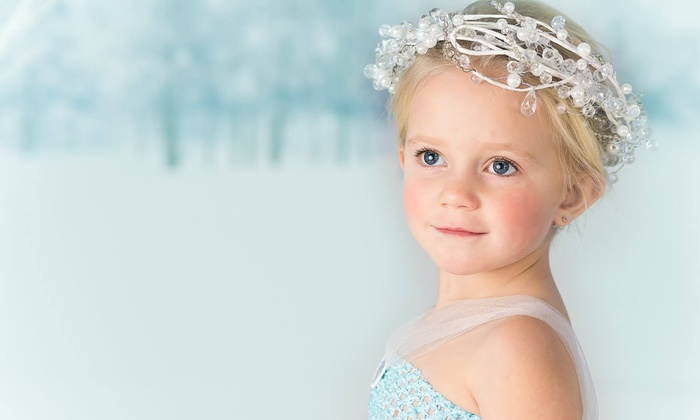 """Tracie Jean Photo - Cincinnati: """"Frozen"""" Photo Session for One or Two from Tracie Jean Photo (Up to 54% Off)"""