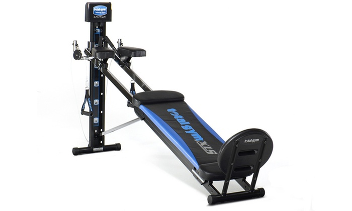 Total gym system with abcrunch groupon goods