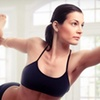 Up to 81% Off Hot Yoga and Zumba at Studio Evolve