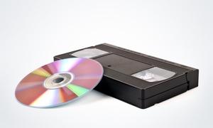 Internet Cafe: Przegrywaniekaset VHS na płyty DVD od 39,99 zł w Internet Cafe
