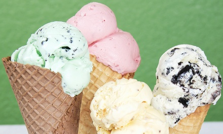 $15 for Three Groupons, Each Good for $10 Worth of Treats at Classic Frozen Custard ($30 Total Value)