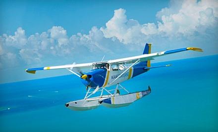 Miami Seaplane Tours - Miami Seaplane Tours in Key Biscayne