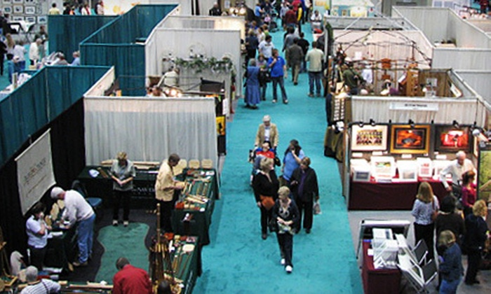 Kentucky Crafted: The Market - Lexington: Outing for Two or Four to Kentucky Crafted: The Market on March 3–4 at Lexington Convention Center (Up to 55% Off)