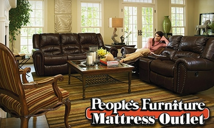 75% Off At Peopleu0027s Furniture