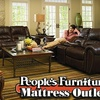 75% Off at People's Furniture