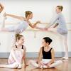 55% Off One-Week Kids' Dance Camp in Farmington
