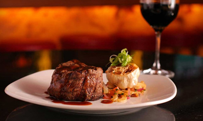Makers Mark Bourbon House & Lounge - The Downtown Loop: Three-Course Prix Fixe Dinner with Wine Pairing for One or Two at Makers Mark Bourbon House & Lounge (Up to 53% Off)