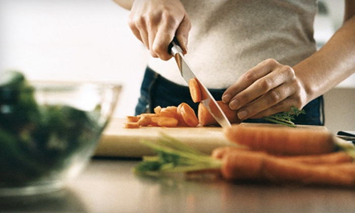My Kitchen - Gaithersburg: $35 for a Hands-On Cooking Class at My Kitchen in Gaithersburg (Up to $80 Value)