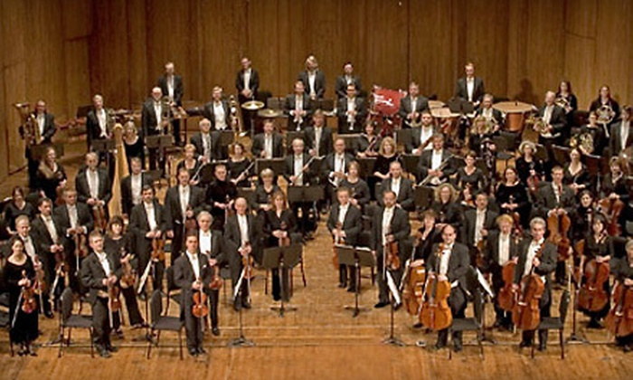 "Columbus Symphony Orchestra's ""Magnificent Mahler"" - Downtown Columbus: One Ticket to Columbus Symphony Orchestra Concert at Ohio Theatre on February 10 or 11 (Up to $50.70 Value)"