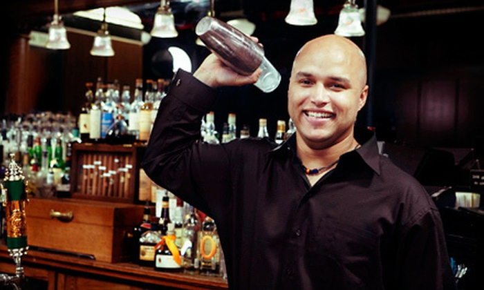 Professional Bartenders Association - Red Bank: Certification or Introductory Course for One or Two People at Professional Bartenders Association in Red Bank (Up to 80% Off)
