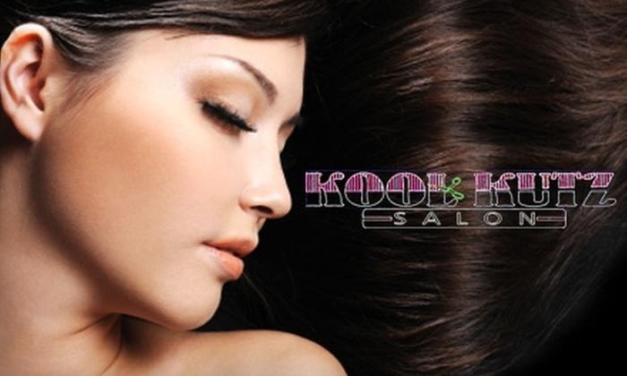 Kool Kutz Salon - Wichita: $19 For $40 Worth of Services at Kool Kutz Salon