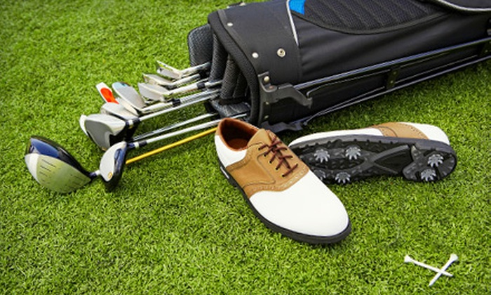 Golf Headquarters Lubbock - Lubbock: $20 for $40 Worth of Equipment and Apparel at Golf Headquarters Lubbock