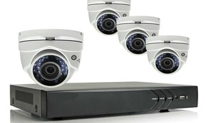 Ohio Liberty CCTV: $329 for $598 Worth of Electronic Home-Safety Equipment — Ohio Liberty CCTV