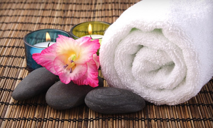 The Cove Escape - Southeast Arlington: Herbal Spa Package with Option of Body Wrap and Facial or Body Wrap and Massage at The Cove Escape (Up to 57% Off)