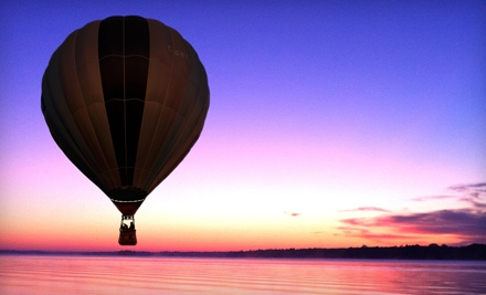 Anytime Hot Air Balloon Ride (up to a $330 value) - Beautiful Balloons in Lindsay