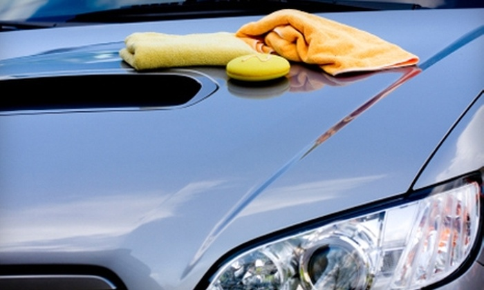 Don Herring Mitsubishi - Multiple Locations: $24 for a State Inspection and Car Wash at Don Herring Mitsubishi ($54.75 Value)