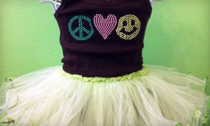 Beyond Pink & Blue Baby Boutique - Bossier City: $20 for $40 Worth of Children's Clothing and Accessories at Beyond Pink & Blue Baby Boutique in Bossier City