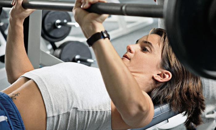 Unity Health System Total Sports Experience - Maplewood: 5- or 10-Day Pass to Gym at Unity Health System Total Sports Experience (Half Off)