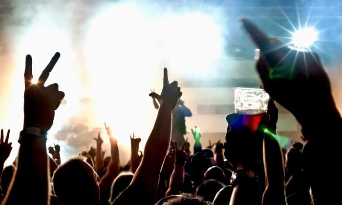 Arizona Reggae Fest - Lake Havasu City: Arizona Reggae Fest at Nautical Beachfront Resort on Friday, April 11 (Up to 45% Off)