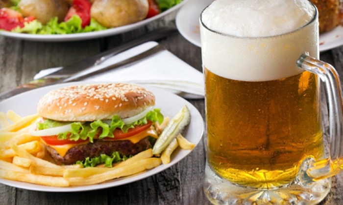 Maryland Yards - St. Louis: $15 for $30 Worth of American Fare and Beer at Maryland Yards in Maryland Heights