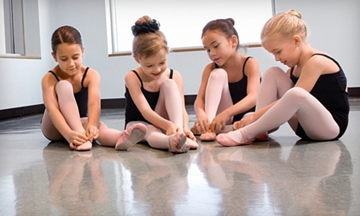 Fascinating Rhythm School of Performing Arts - Reno: $20 for Four 60-Minute Drop-In Dance Classes at Fascinating Rhythm School of Performing Arts (Up to $52 Value)