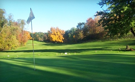 18 Holes of Golf for Two With Cart - Arrowhead Golf Course in Lowell