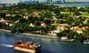 Tahiti Palm Charters - Downtown,Downtown Miami,Miami Government District,Port of Miami,Seybold: $49 for a Party Cruise Ticket from Tahiti Palm Charters (Up to $99 Value)