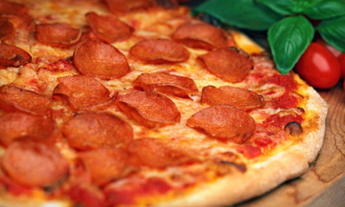 Sal`s Pizza Randa - Richland: Pizza and Pasta at Sal's Pizza Randa in Quakertown (Up to 53% Off). Two Options Available.