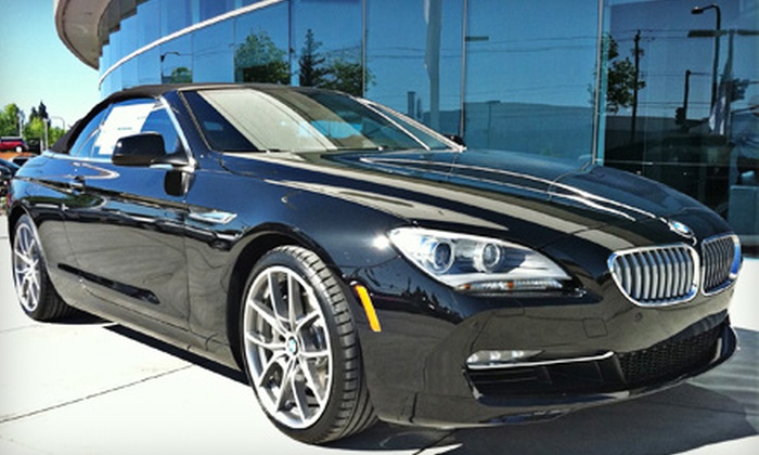BMW Concord - Ellis Lake: $139 for a Detail and Maintenance Package with an Ultimate Spa Detail and Mechanical Inspection at BMW Concord ($414 Value)