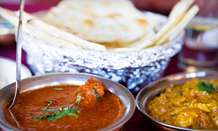 Tandoori Grill - Bear: Indian Fare for Dinner or Lunch at Tandoori Grill in Bear