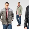Up to 67% Off a Marc Moto Men's Jacket