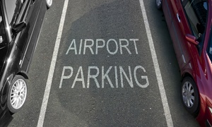 Runway Airport Parking: Airport Parking for 3 ($24), 5 ($35) or 7 Days ($40) + Shuttle Service with Runway Airport Parking (Up to $59 Value)