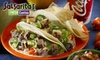 Salsarita's - Maumee: $10 for $20 Worth of Mexican Fare and Drinks at Salsarita's Fresh Cantina