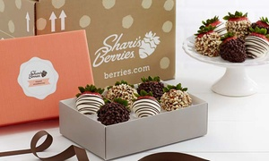 Shari's Berries: $15 for $30 Worth of Gourmet Dipped Strawberries and Treats from Shari's Berries