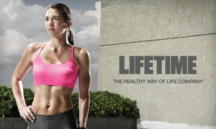 Life Time Fitness - Multiple Locations: $39 for 30-Day Unlimited Access Pass to Life Time Fitness ($105 Value)